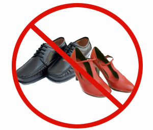 No leather shoes on Yom Kippur