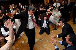 Greek Money Dance