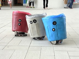 Trash Can Bots