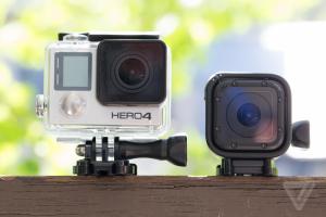 GoPro Hero4 Black vs. Session