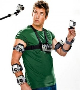 Nick Woodman, CEO of GoPro